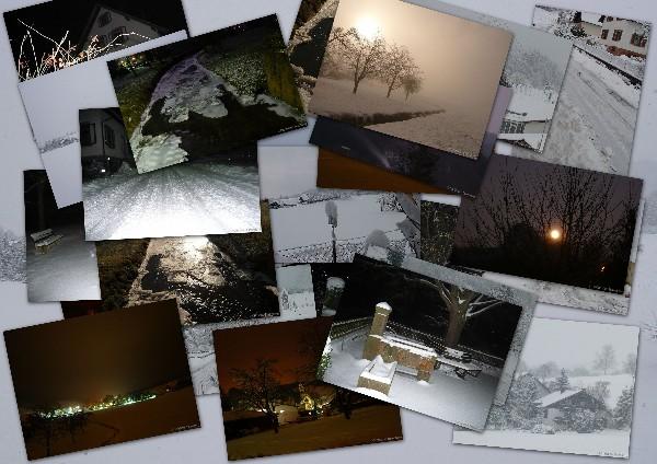 Fotoalbum Winter
