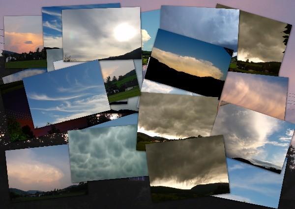Fotoalbum Wolkenbilder (klick)