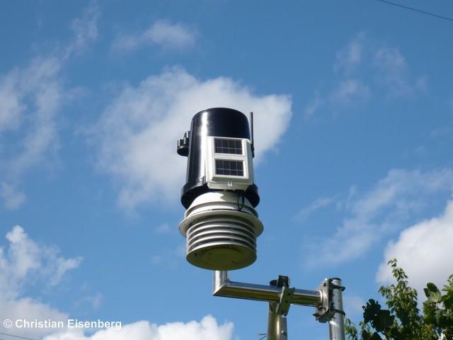 Integrierte Sensoreinheit ISS